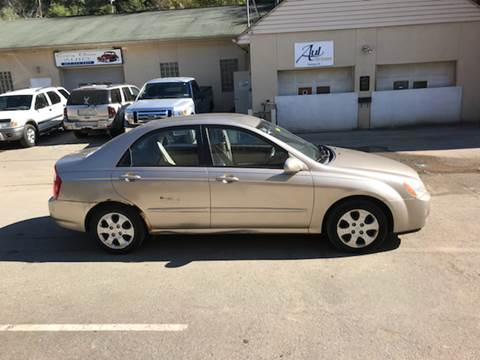 2006 Kia Spectra for sale in Pittsburgh, PA
