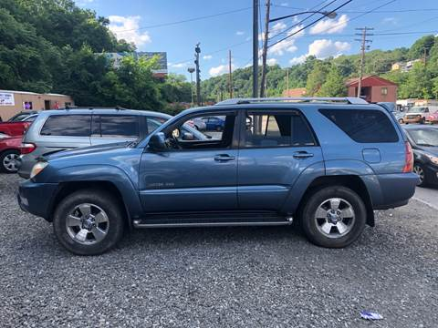Toyota Four Runner For Sale >> Used Toyota 4runner For Sale Carsforsale Com