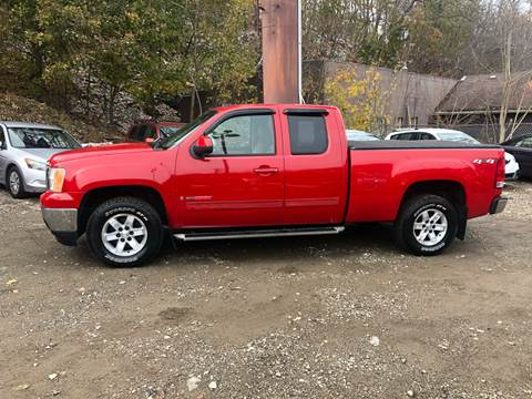 2007 GMC Sierra 1500 for sale in Pittsburgh, PA