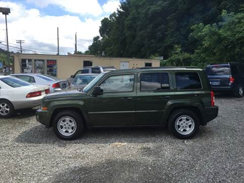 2007 Jeep Patriot for sale in Pittsburgh, PA