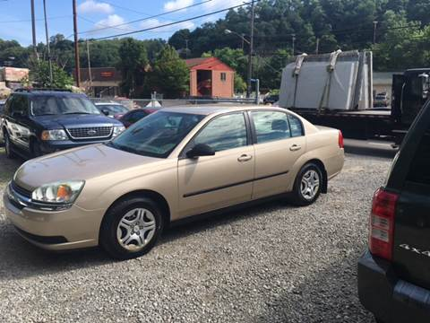 2004 Chevrolet Malibu for sale at Compact Cars of Pittsburgh in Pittsburgh PA