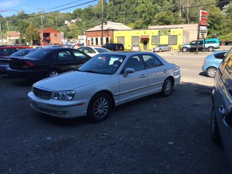 2004 Hyundai XG350 for sale at Compact Cars of Pittsburgh in Pittsburgh PA