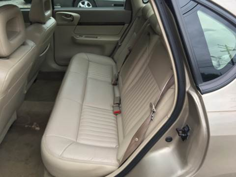 2001 Chevrolet Impala for sale at Compact Cars of Pittsburgh in Pittsburgh PA