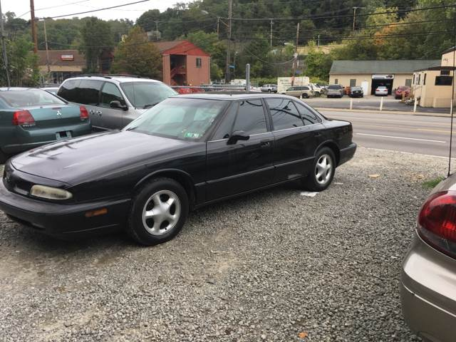 1998 Oldsmobile LSS for sale at Compact Cars of Pittsburgh in Pittsburgh PA