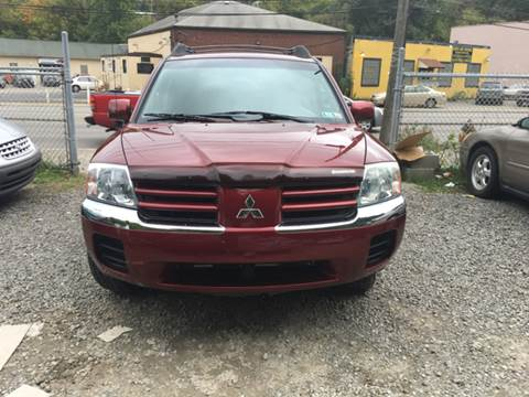 2004 Mitsubishi Endeavor for sale at Compact Cars of Pittsburgh in Pittsburgh PA