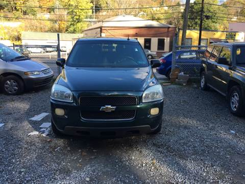 2005 Chevrolet Uplander for sale at Compact Cars of Pittsburgh in Pittsburgh PA