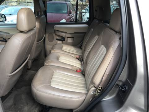 2002 Mercury Mountaineer for sale at Compact Cars of Pittsburgh in Pittsburgh PA