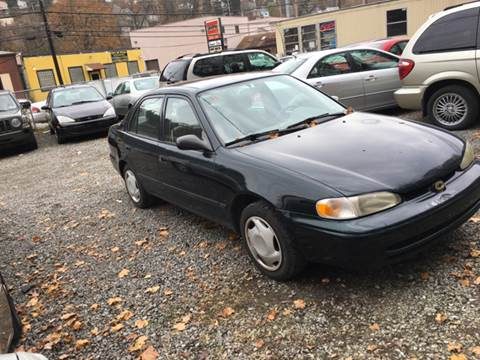 1999 Chevrolet Prizm for sale in Pittsburgh, PA