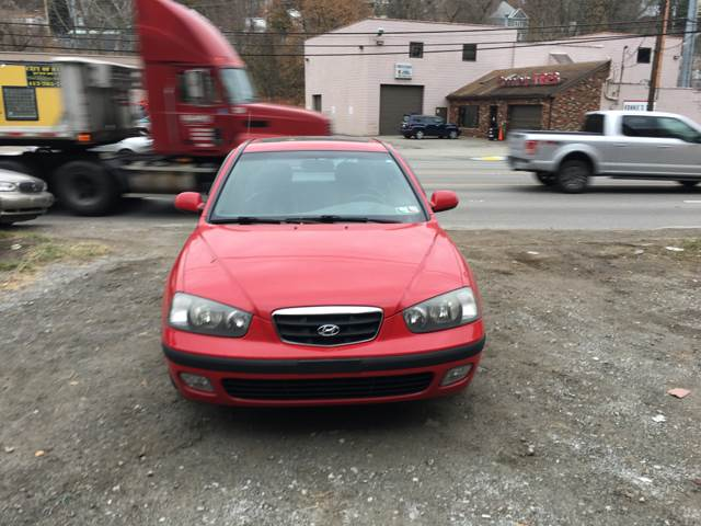 2002 Hyundai Elantra For Sale At Compact Cars Of Pittsburgh In Pittsburgh PA