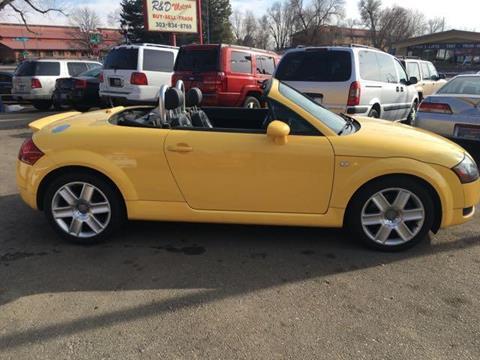 2004 Audi TT for sale in Longmont, CO