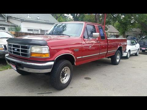 1996 Ford F-250 for sale in Longmont, CO