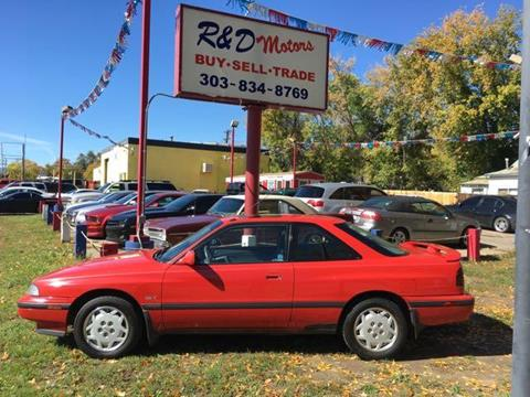 1989 Mazda MX-6 for sale in Longmont, CO