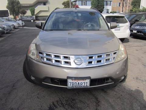 2004 Nissan Murano for sale in Los Angeles, CA