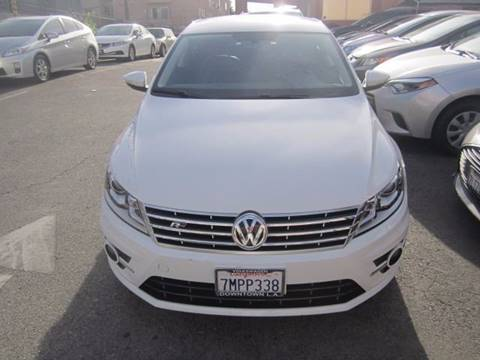 2015 Volkswagen CC for sale in Los Angeles, CA