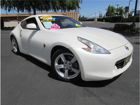 2012 Nissan 370Z for sale in Fresno, CA