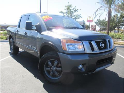 2014 Nissan Titan for sale in Fresno, CA
