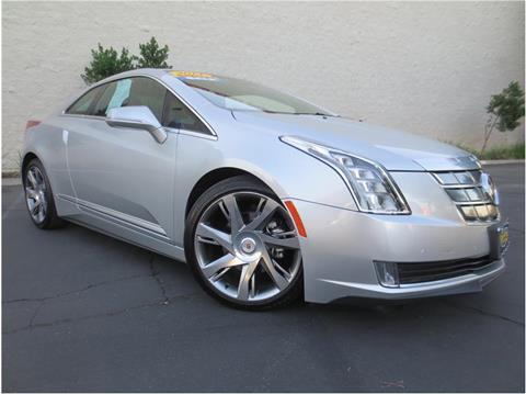 2014 Cadillac ELR for sale in Fresno, CA