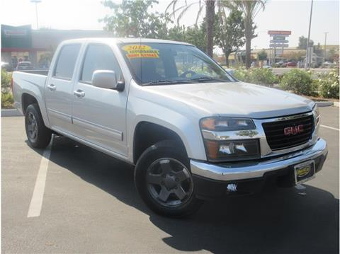 2012 GMC Canyon for sale in Fresno, CA