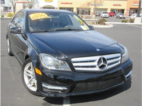 Mercedes benz c class for sale in fresno ca for Mercedes benz fresno used cars