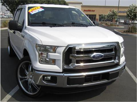 2015 Ford F-150 for sale in Fresno, CA