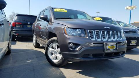 2017 Jeep Compass for sale in Fresno, CA