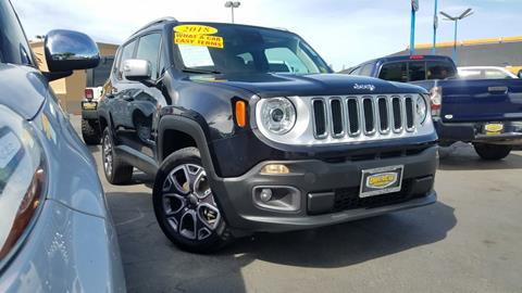 2018 Jeep Renegade for sale in Fresno, CA