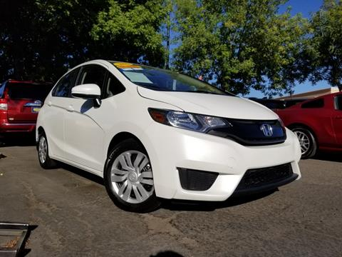 2016 Honda Fit for sale in Fresno, CA
