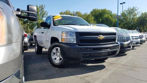 Silverado Trucks For Sale >> 2013 Chevrolet Silverado 1500 For Sale In Fresno Ca