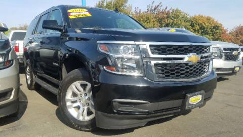 2016 Tahoe For Sale >> 2016 Chevrolet Tahoe For Sale In Fresno Ca
