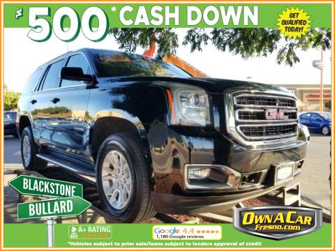 Used Gmc Yukon For Sale In Fresno Ca Carsforsale Com
