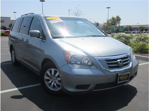 2010 Honda Odyssey for sale in Fresno, CA
