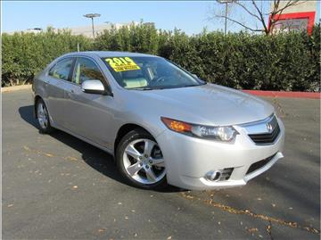 2014 Acura TSX for sale in Fresno, CA