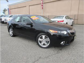 2012 Acura TSX for sale in Fresno, CA