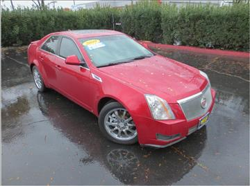 2009 Cadillac CTS for sale in Fresno, CA