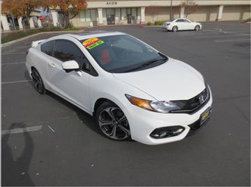 2015 Honda Civic for sale in Fresno, CA