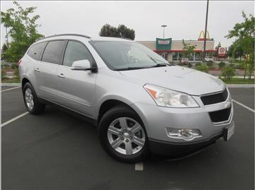 2012 Chevrolet Traverse for sale in Fresno, CA