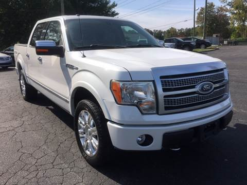 2010 Ford F-150 for sale in Springfield, MA