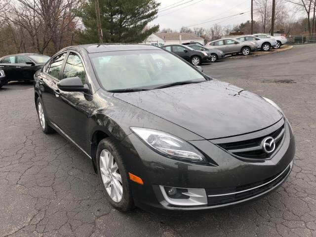 2012 Mazda MAZDA6 For Sale At Ricku0027s Motor City, LLC In Springfield MA
