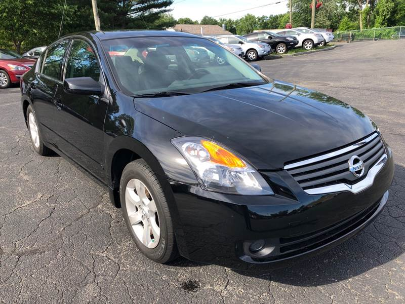 2008 Nissan Altima For Sale At Ricku0027s Motor City, LLC In Springfield MA