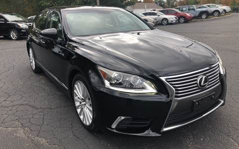 Ls 460 For Sale >> Used Lexus Ls 460 For Sale In Massachusetts Carsforsale Com