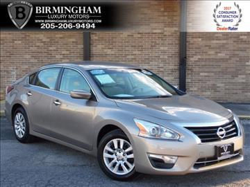 2014 Nissan Altima for sale in Birmingham, AL