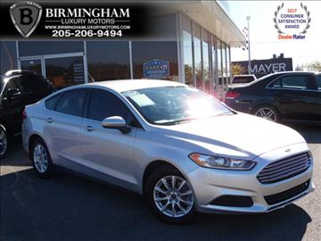2016 Ford Fusion for sale in Birmingham, AL