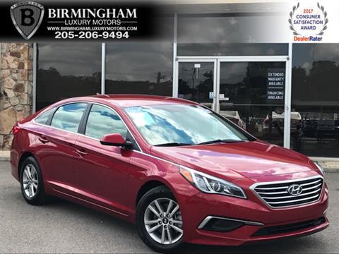 2016 Hyundai Sonata for sale in Birmingham, AL