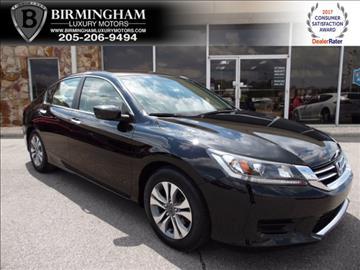 2014 Honda Accord for sale in Birmingham, AL