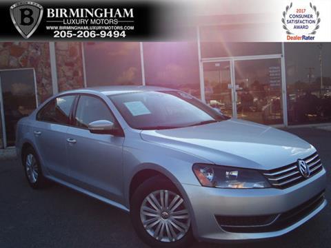 2015 Volkswagen Passat for sale in Birmingham, AL