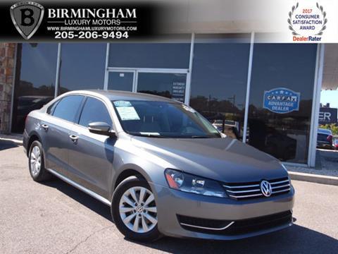 2014 Volkswagen Passat for sale in Birmingham, AL