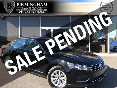 2016 Volkswagen Passat for sale in Birmingham, AL