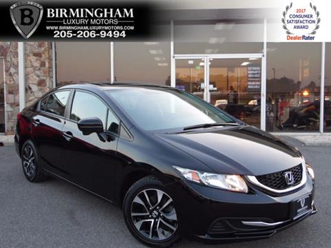 2014 Honda Civic for sale in Birmingham, AL