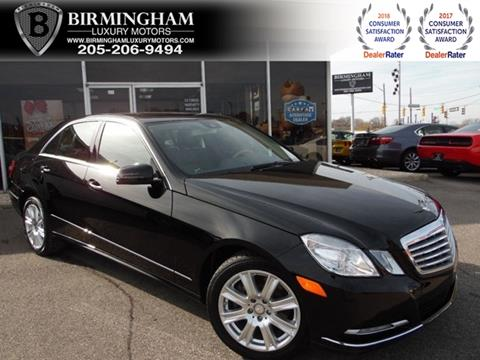 Used mercedes benz e class for sale in birmingham al for Mercedes benz hoover al