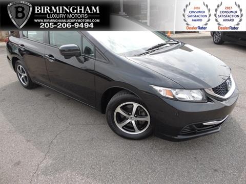 2015 Honda Civic For Sale In Birmingham, AL